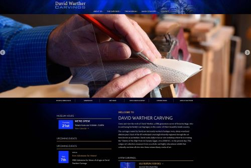 David Warther Carvings