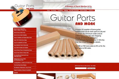 Guitar Parts and More