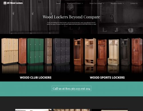 Allwood Lockers