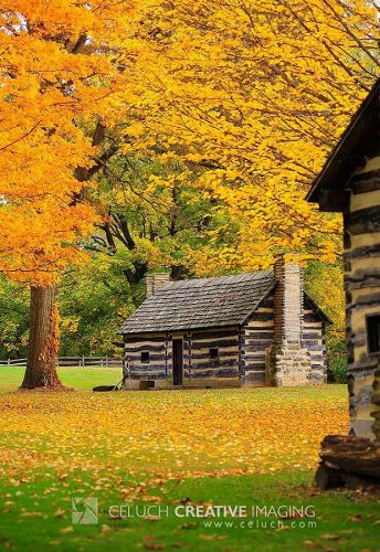 Historic Schoenbrunn Village, New Philadelphia