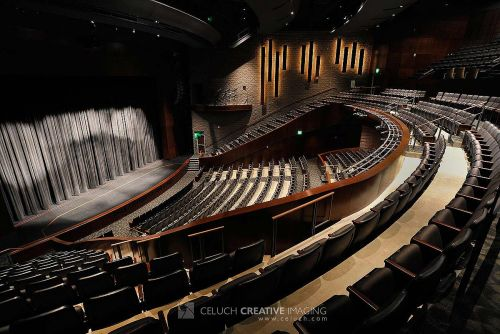 KSU Performing Arts Center, New Philadelphia