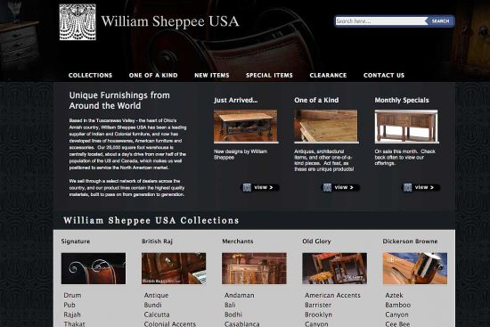 William Sheppee USA
