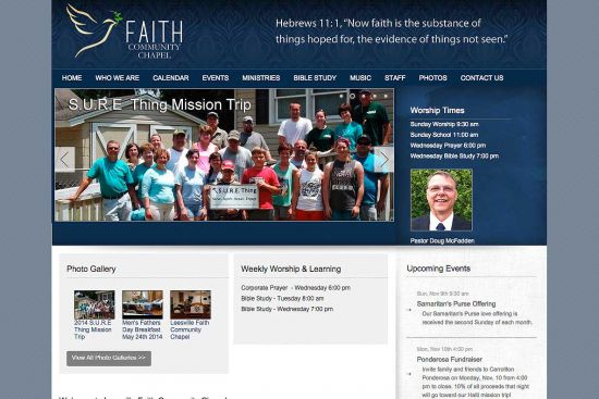 Leesville Faith Community Church